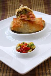 Copie de Croustillant saumon poireaux (15)