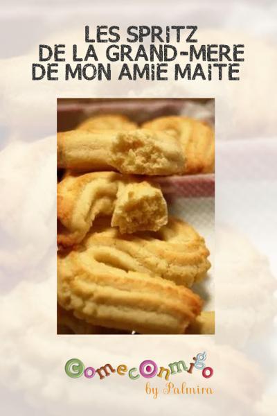 LES SPRITZ DE LA GRAND-MÈRE DE MON AMIE MAÏTÉ