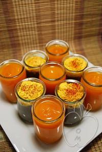 Crema de lentejas y chantilly curcuma (10)