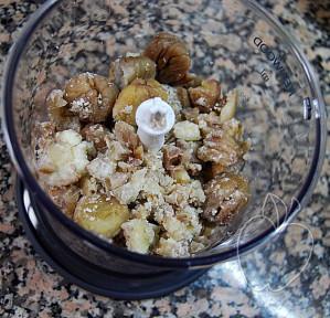 Gnocchis de castaña con su salsa de ceps (6)