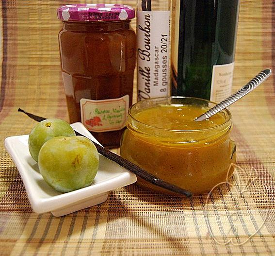 Mermelada de prunas reinetas y vino gewurztraminer (5)