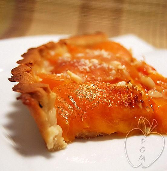 Tarta de albaricoques sin gluten (13)