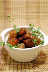 Cebollas pequeñas caramelizadas (2)
