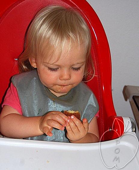 Polyanna y sus galletas para desayunar (3)