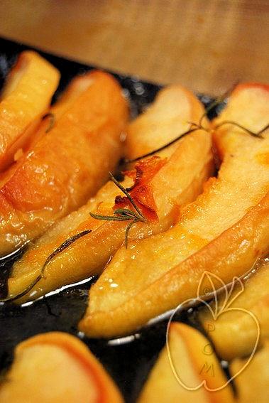 Membrillo asado con miel y romero (5)