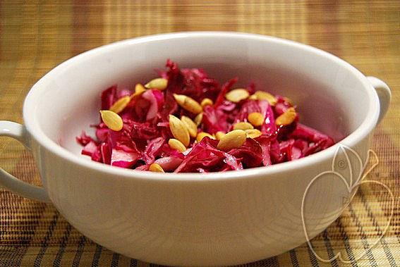 Mi ensalada de col lombarda (3)