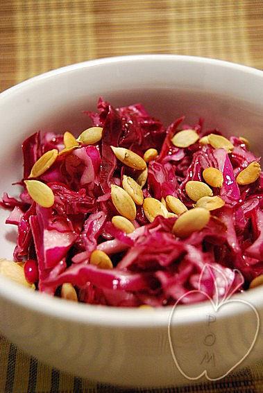 Mi ensalada de col lombarda (5)