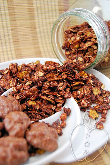 Granola chocolateado de nueces al chocolate (12)