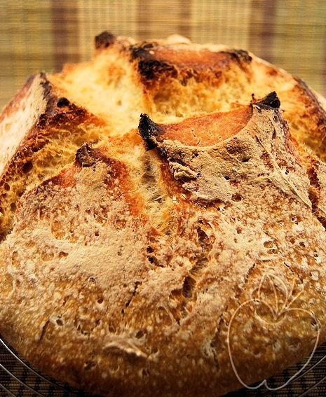 Pan de sémola de trigo (2)