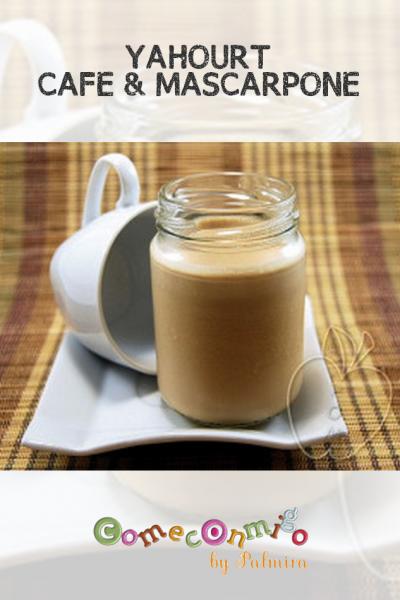 YAHOURT CAFÉ & MASCARPONE