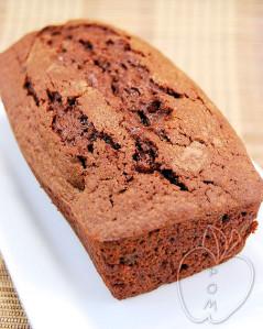 Cake de chocolate, especias y jengibre (4)