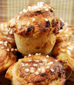 Pane-Muffins rellenos de plátano (1)