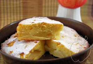 Bizcocho de manzana con polenta y ricotta (16) - copia