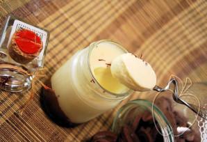 Yogur de trufa y azafrán (10) - copia