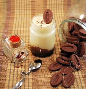 Yogur de trufa y azafrán (7) - copia