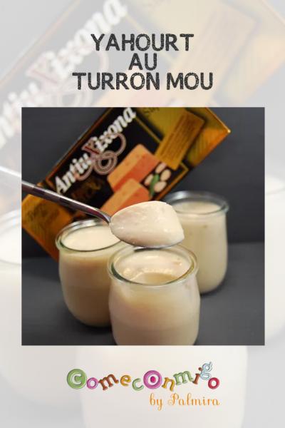 YAHOURT AU TURRÓN MOU