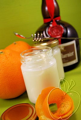 Yogur de naranja y Grand Marnier (10)