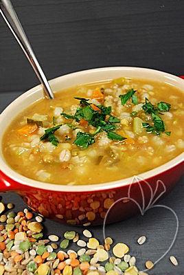 Zuppa tradizionale contadina (6)