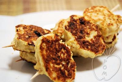 Albóndigas de pollo y de harina de garbanzo (6)