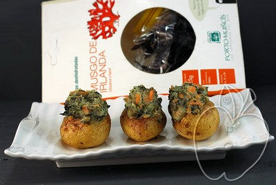Patatas rellenas de musgo de Irlanda y salmón ahumado (4)