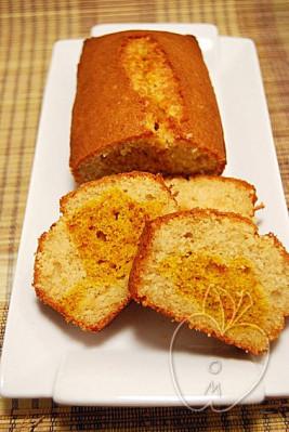Bizcocho de Naranja y Cúrcuma sin gluten (11)