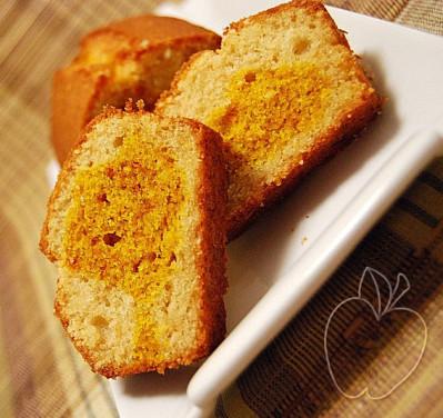 Bizcocho de Naranja y Cúrcuma sin gluten (9)