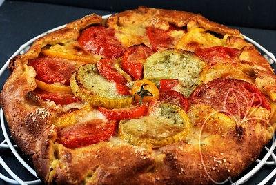 Galette de tomates antiguos (3)