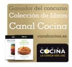 canal cocina colección de libros