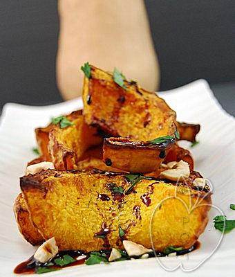 Calabaza asada al estilo Smitten Kitchen (2)