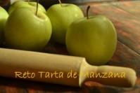 Banner Reto Tarta de Manzana