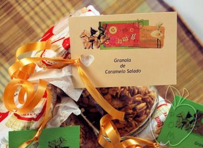 Envolver granola para regalo (2) - copia