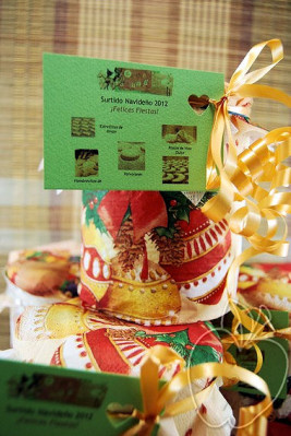 Envolver galletas navideñas (10)