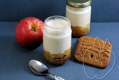 Yogur Tarta de Manzana (10)
