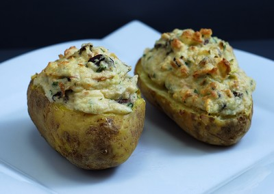Patatas rellenas de soufflé de atún (1)