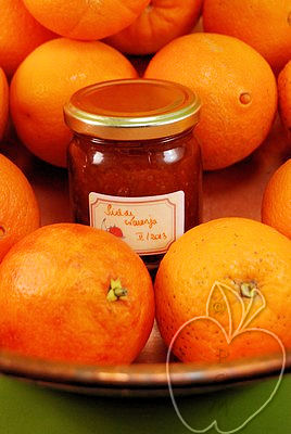 Mermelada de pieles de naranja (3)