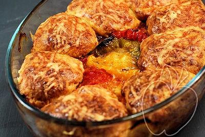 Cobbler de tomate (1)