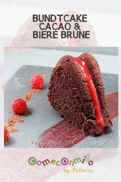 BUNDT CAKE CACAO & BIÈRE BRUNE