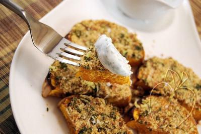 Cuñas asadas con queso parmesano (11) - copia