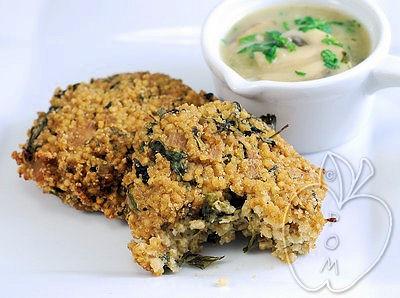 Croquetas de mijo y amaranto 100% proteína vegetal (7)