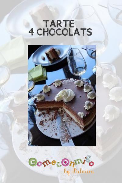 TARTE 4 CHOCOLATS