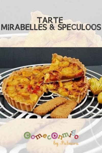 TARTE MIRABELLES & SPECULOOS