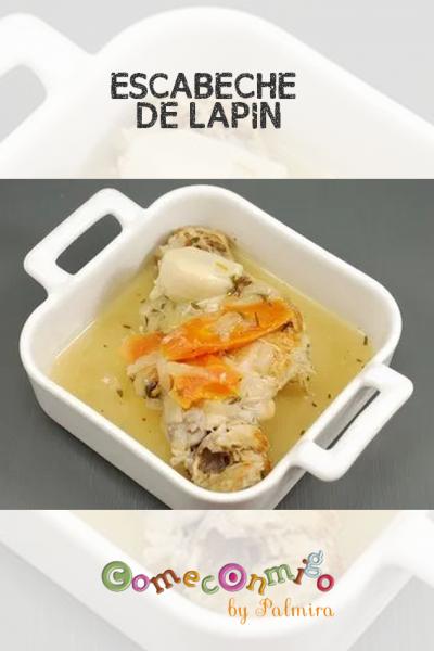 ESCABÈCHE DE LAPIN