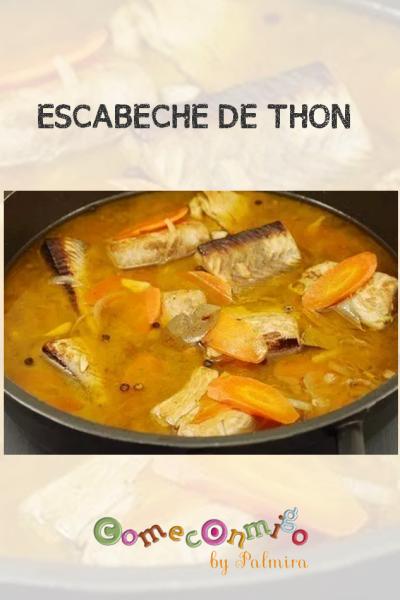 ESCABÈCHE DE THON