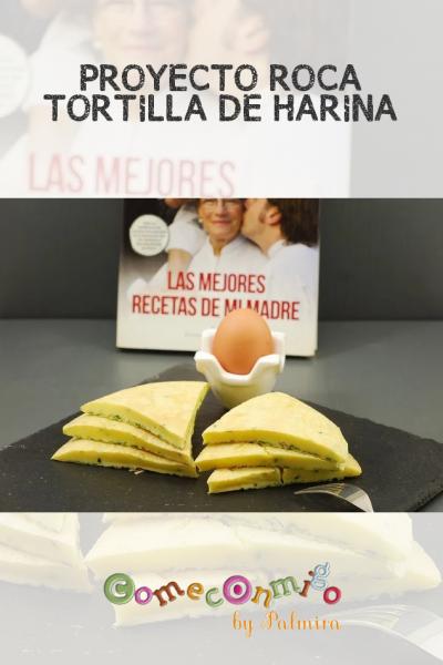 PROYECTO ROCA TORTILLA DE HARINA