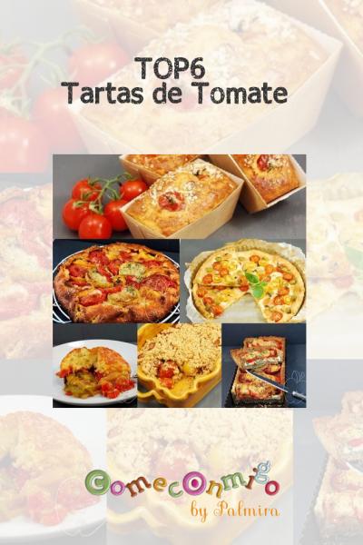 Top6 Tartas de Tomate