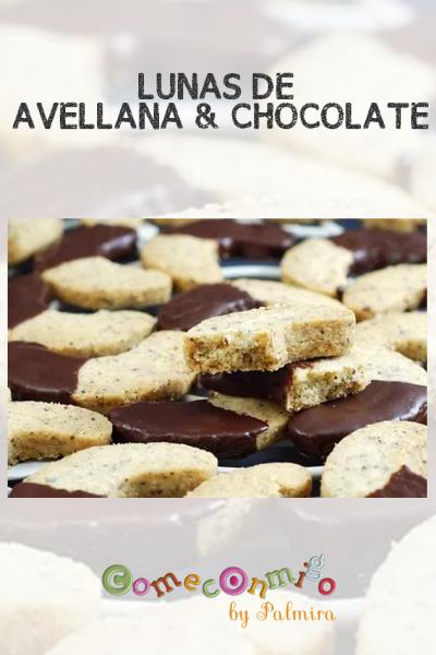 LUNAS DE AVELLANA & CHOCOLATE
