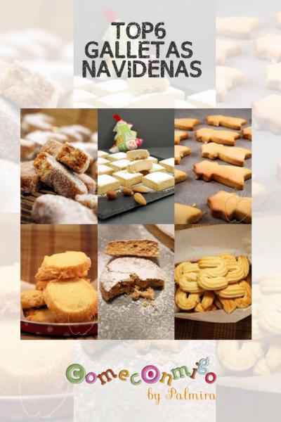 TOP6 GALLETAS NAVIDEÑAS