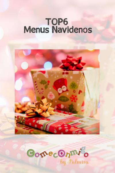 top6 menús navideños