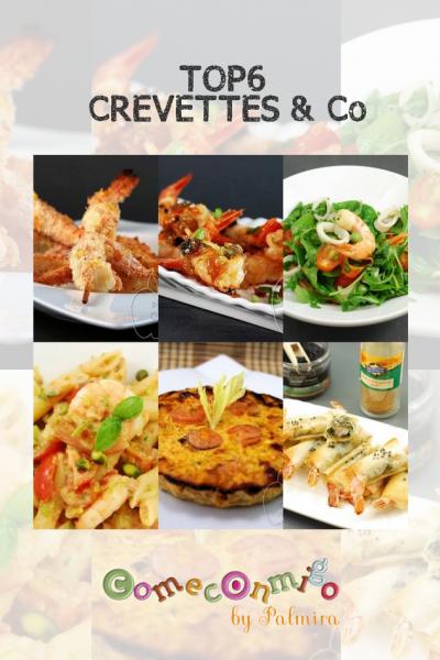 TOP6 CREVETTES & Co