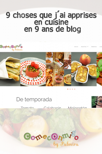 9 choses que j'ai apprises en 9 ans de blog